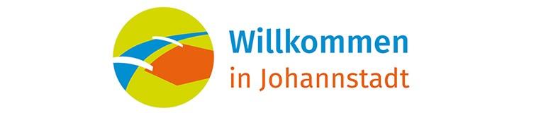 """Bildmarke und Wortmarke """"Willkommen in Johannstadt"""""""