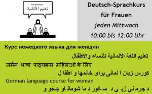 Bild Deutsch Sprachkurs für Frauen